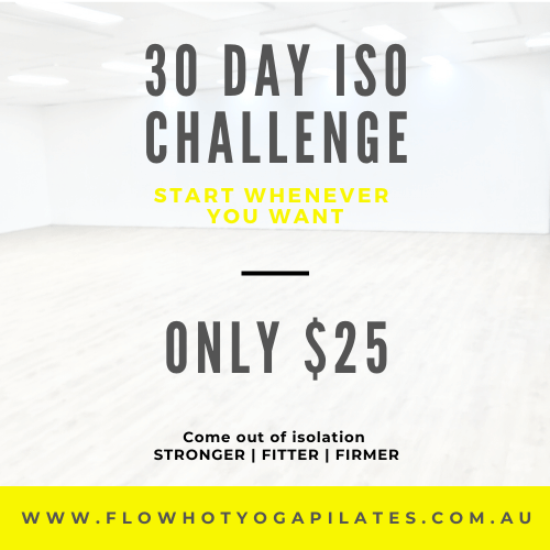 30 Day Isolation Challenge - Full Body Workout in 20mins